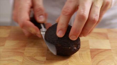 Groene asperge en avocadosoep - Recept - Allerhande - Albert Heijn