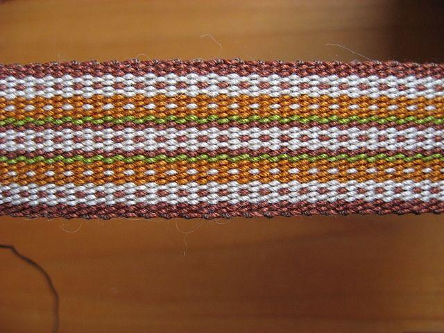 Mountain Weaver's Hobbit Inkle Braces (Suspenders)