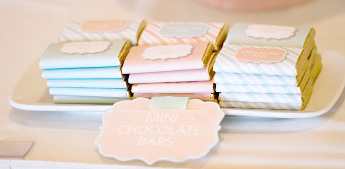 Gorgeous First Communion Tea Party via Kara's Party Ideas | KarasPartyIdeas.com | Printables, cakes, favors, games, and more! #firstcommunion #teaparty #partydesign #partyplanning (35)