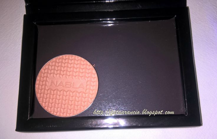 "Nabla-Liberty Six Palette e Blossom blush ""Hey Honey!"" #nablacosmetics #blush #heyhoney"
