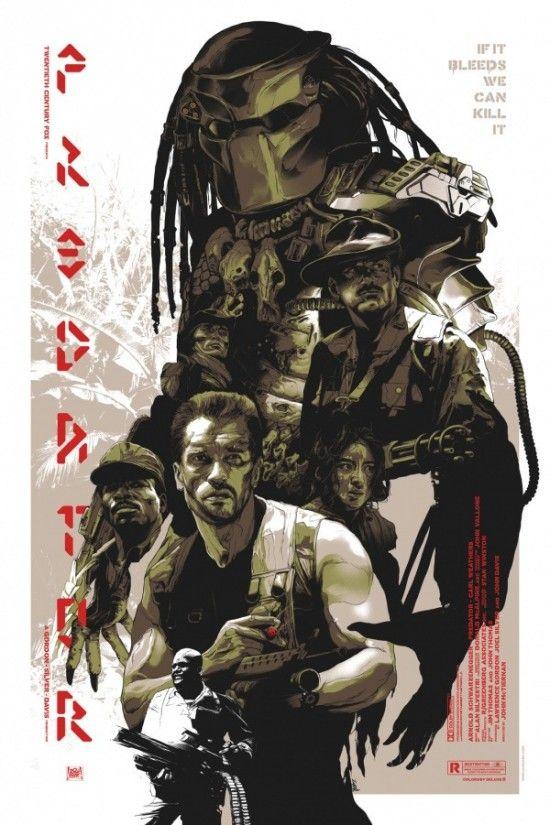 Predator - movie poster