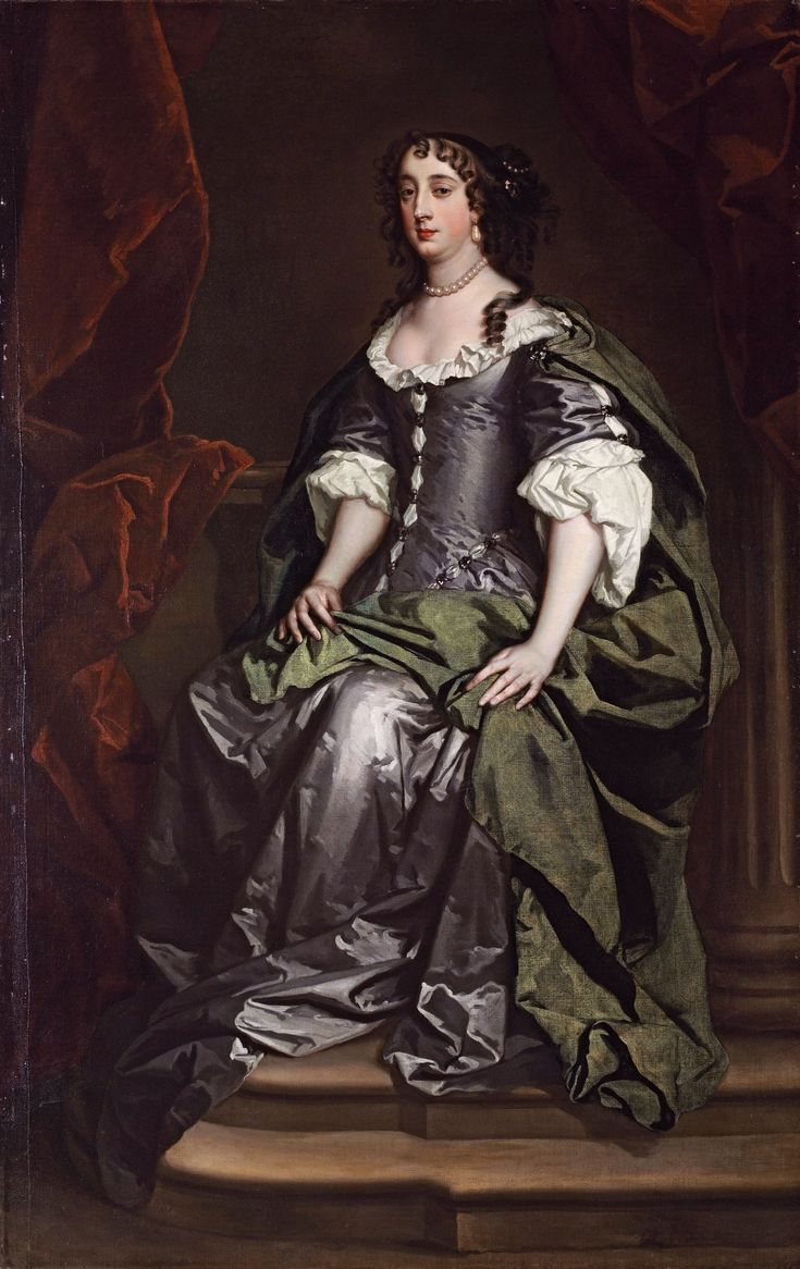 Barbara Villiers, Countess of Castlemaine, 1st Duchess of Cleveland, Peter Lely