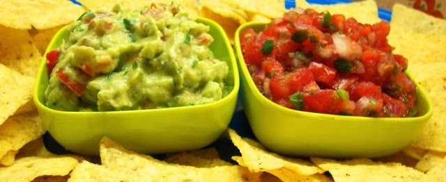 In Mo's Kitchen: My Go-To Salsa and Guacamole