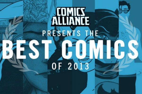 THE BEST COMIC BOOKS OF 2013 [MASTER LIST]