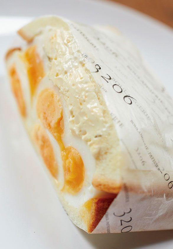 虎ノ門で愛されるたまごサンドは 2つの顔を持つ悪魔のようなおいしさ| 虎ノ門 3206 本店