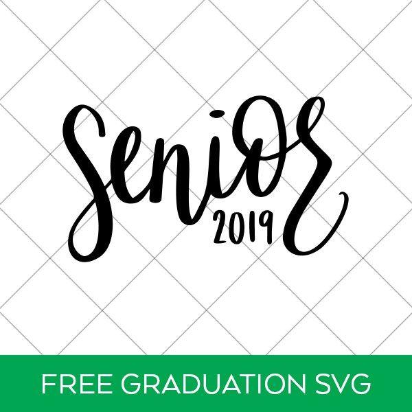 Download Free Graduation SVG for Cricut & Silhouette | Graduation ...