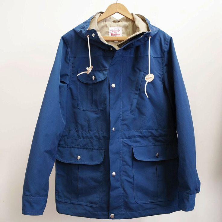 Batten Sportswear + jacket