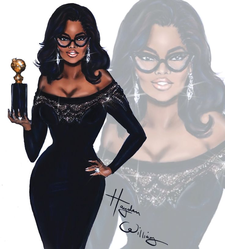 Loved this look & amazing speech at the Golden Globes from Oprah! Would you like to see her run for president ?