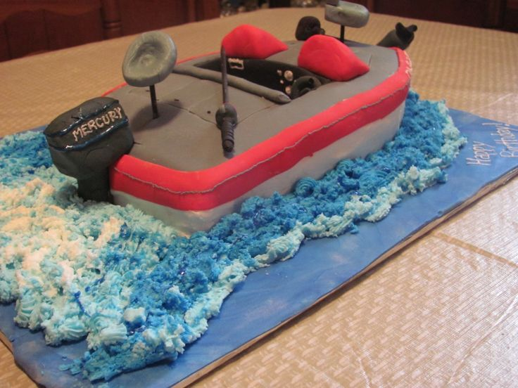 How to make yacht cake