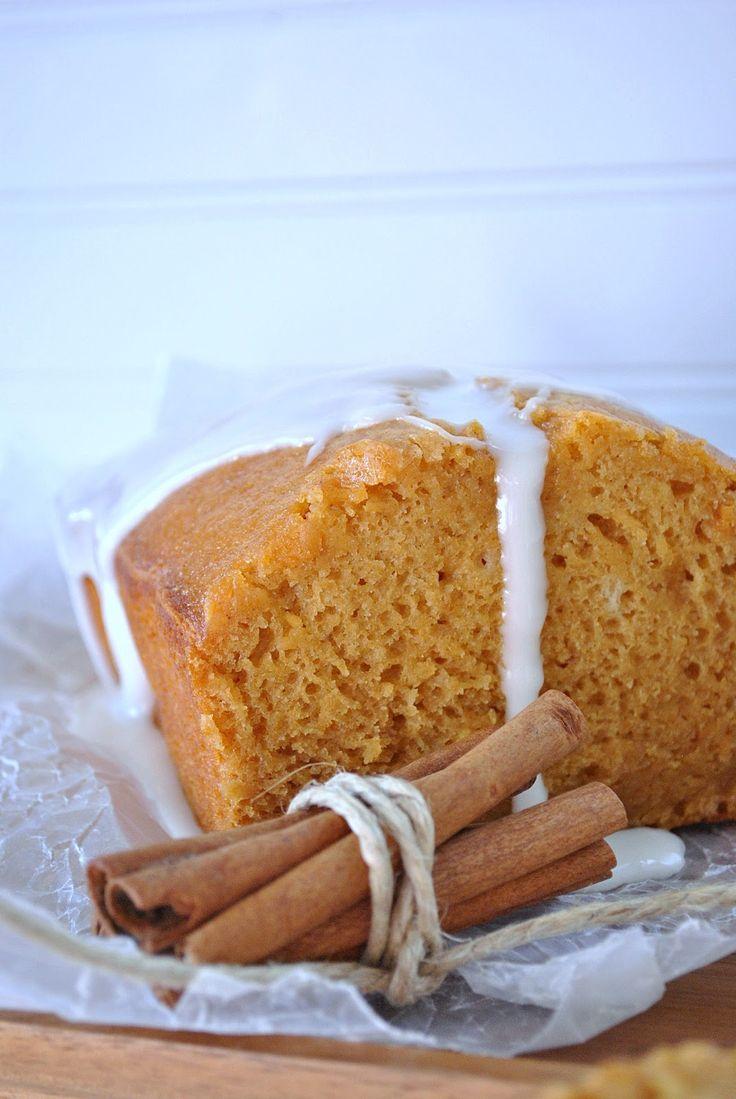 Starbucks Pumpkin Pound Cake Recipe : )