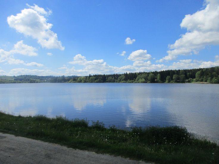 Řeka - Rybník - Žďársko - kraj Vysočina