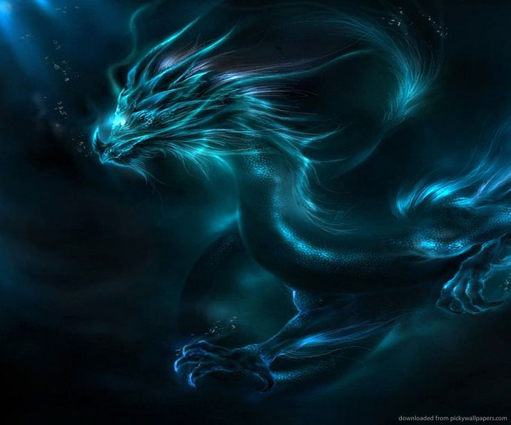 Download Blue Dragon Wallpaper For Samsung Epic