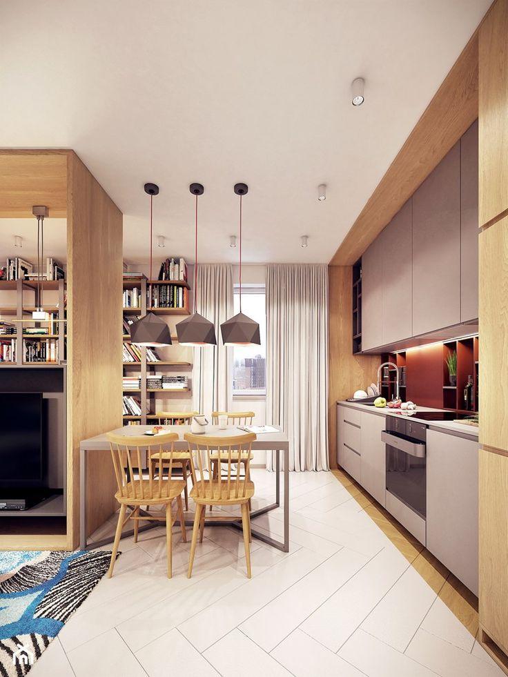 75 best kuchnia images on Pinterest Kitchens, Apartments and - wellmann küchen qualität