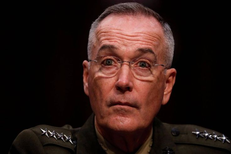 Trump wants to ban transgender military troops. His top general feels differently.