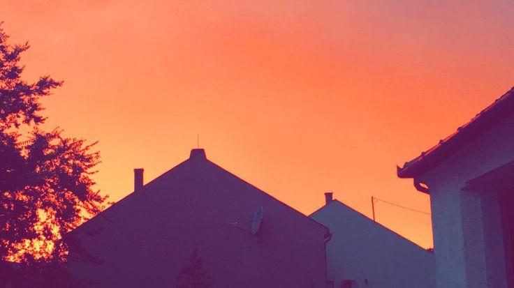 #Sunset 🌄