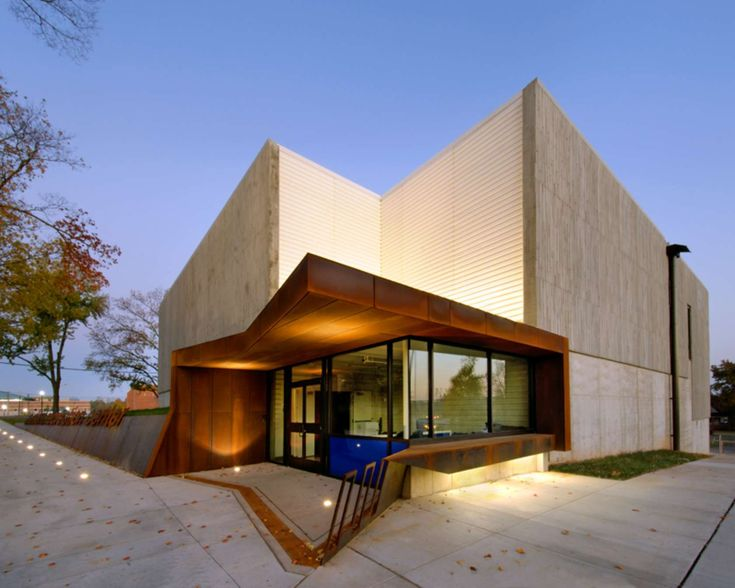 Student Recreation Center, MSU West Plains West Plains, MO, United States FIRM. Dake Wells Architecture