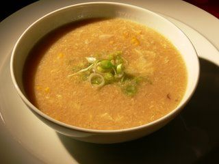 Chicken and sweetcorn soup « Gastronomy Domine