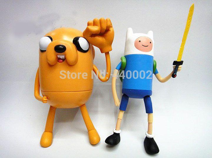 1шт 6 дюймов Приключения Время Финн / Джейк ПВХ Рисунок игрушка кукла розничная, принадлежащий категории Игрушечные фигурки и относящийся к Игрушки и хобби на сайте AliExpress.com   Alibaba Group
