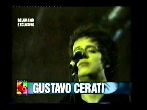 GUSTAVO CERATI - Barrancas de Belgrano 28.04.2000 - Completo