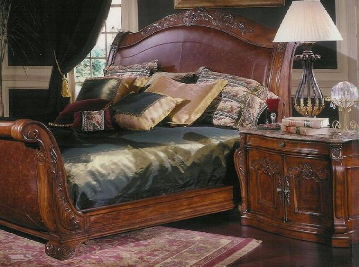 33 best sleigh beds images on pinterest   sleigh beds, bedroom