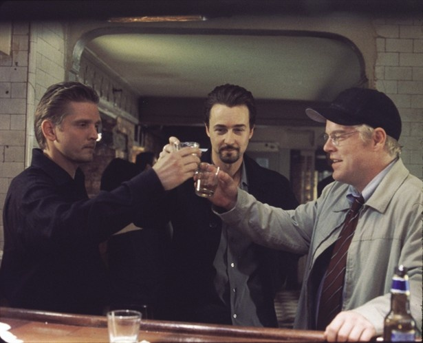 25th Hour - Barry Pepper, Edward Norton, Philip Seymour Hoffman
