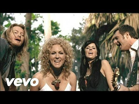 Sugarland & Little Big Town - Life in a Northern Town - St. Louis, MO 7/25/10 - YouTube