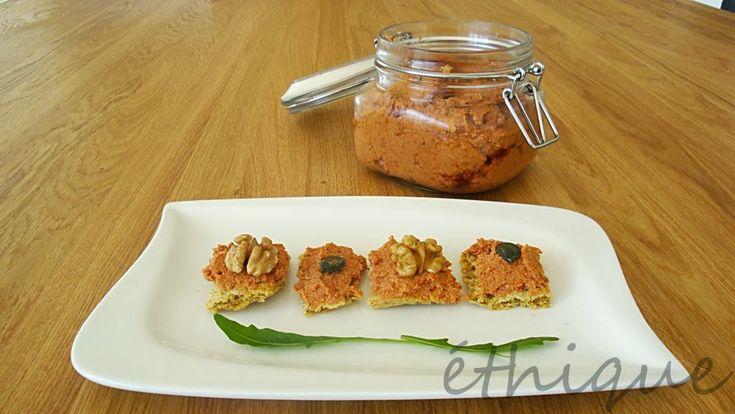 Ethique: Pomazánka ze sušených rajčat