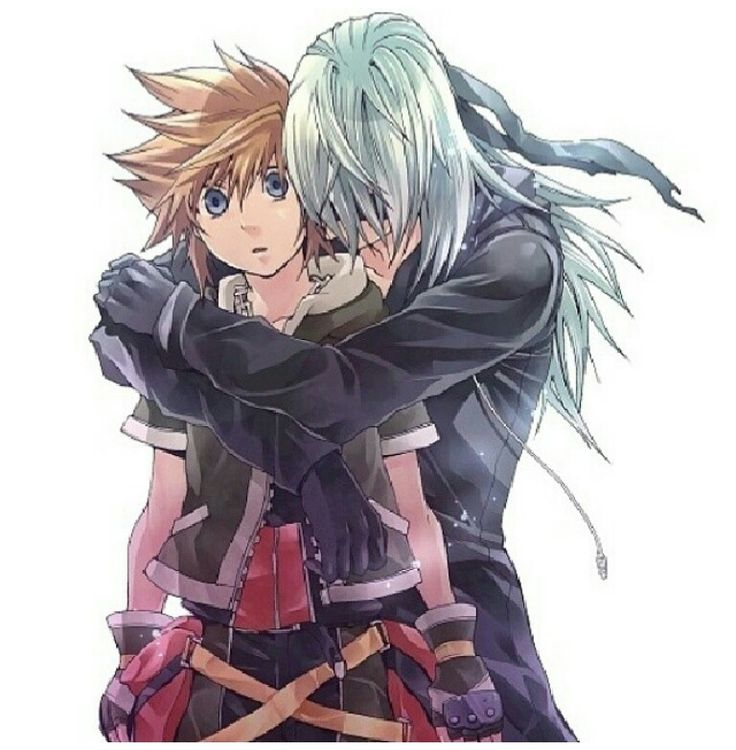 50 Best Images About Riku X Sora On Pinterest
