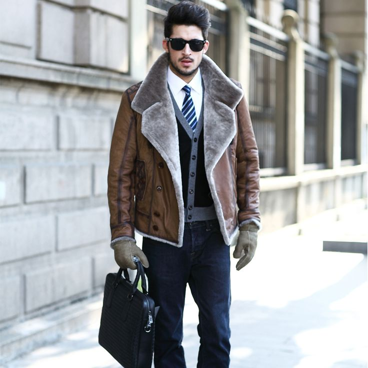 1000 images about leather men winter on pinterest