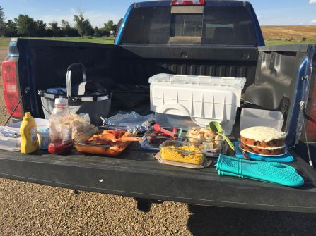 Meals in the Field | harvest and seeding meal ideas from my farm to yours