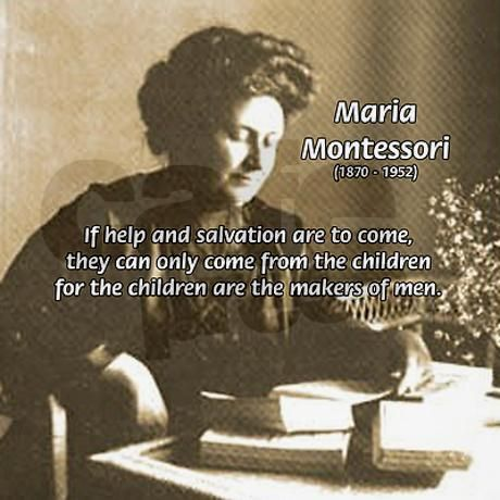 life work of dr maria montessori essay Open document below is an essay on maria montessori: her life and work from anti essays, your source for research papers, essays, and term paper examples.