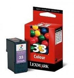 Lexmark 33 Kleur
