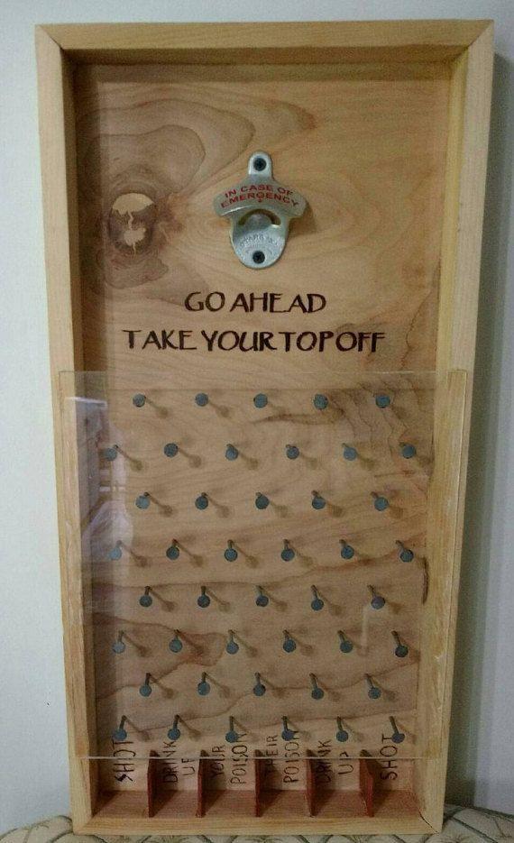Ein tolles Spiel, um an der Bar oder in der Menschenhöhle zu hängen. Verleihen Sie Ihren Partys oder