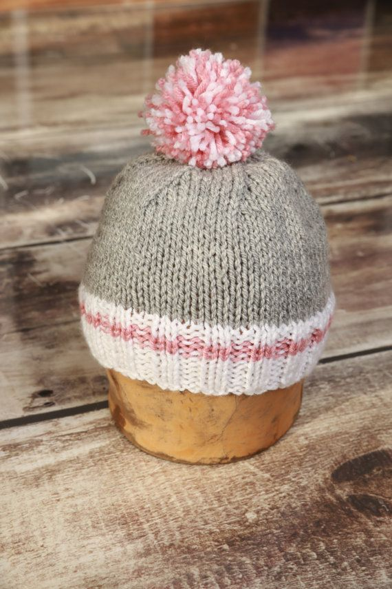 Tuque style bas de laine version femme taille par TuquesEtBoutons