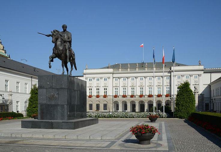 (Koniecpolski) ... oraz pałac w Warszawie, obecny Pałac Prezydencki.
