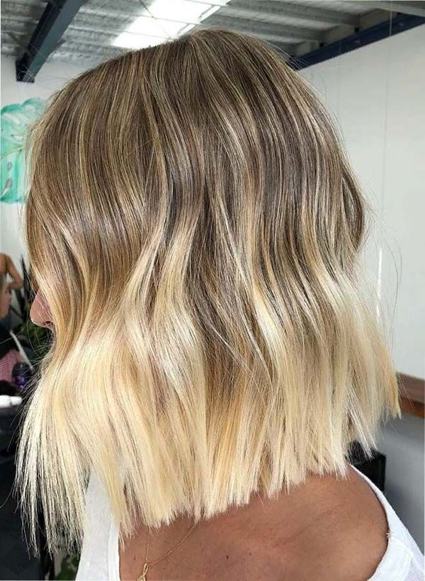 Shadow Roots Blonde Hair Color Ideas For 2019 Blonde Hair With