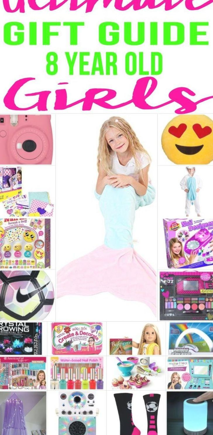 Gifts 8 Year Old Girls Will Love Amazing Gift Ideas For Girls Cool Gift Guide For 8 Year O Christmas Gifts For Girls 8 Year Old Girl Christmas Gifts For Kids