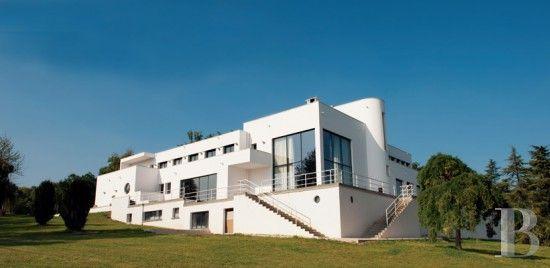 Villa Poiret in France by Robert Mallet-Stevens