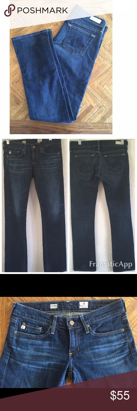 AG jeans Adriano Goldschmied tomboy 26R AG jeans Adriano Goldschmied tomboy 26R immaculate and perfect condition AG Adriano Goldschmied Jeans Straight Leg