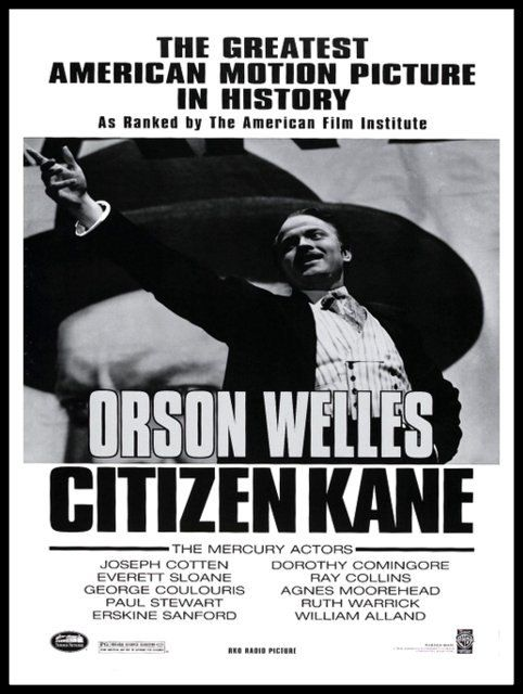 The Orson Welles centenary