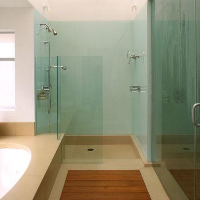 Bath Glass Splashback Design Ideas, Pictures, Remodel And Decor