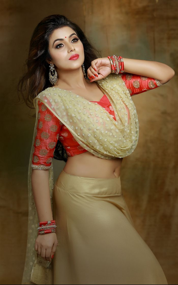 Actress Poorna Latest Hot Photoshoot Images