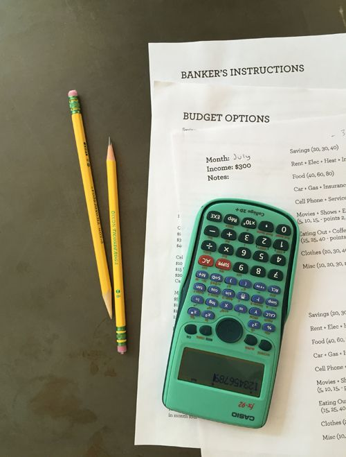 This budgeting game for teens is easy, free and smart. It will help kids understand the benefits and challenges of a monthly budget.