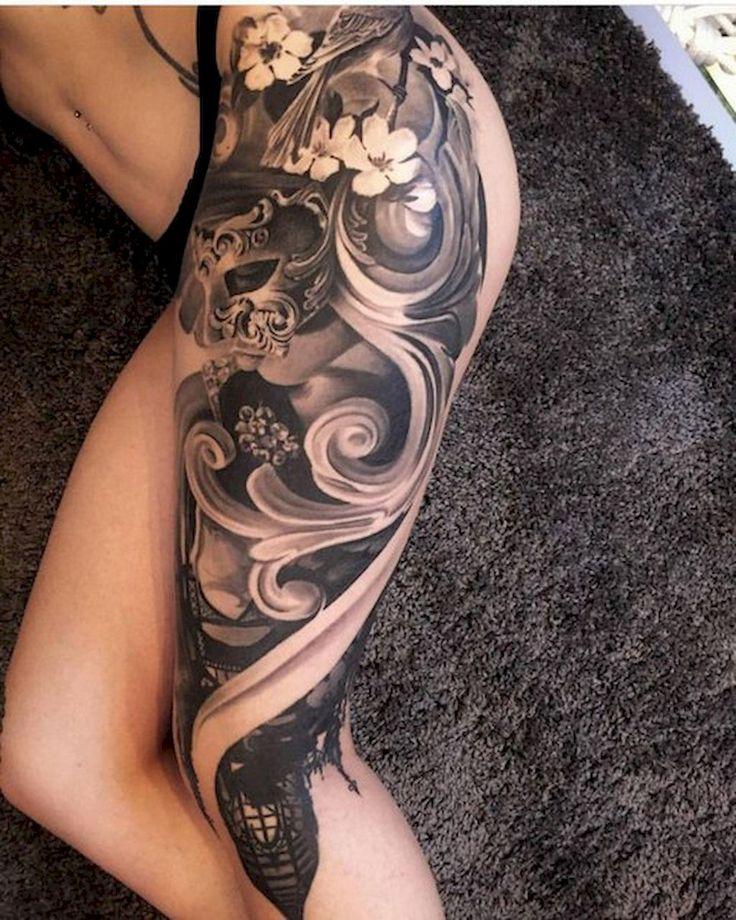 Best 25 Women Leg Tattoos Ideas On Pinterest  Women -5820