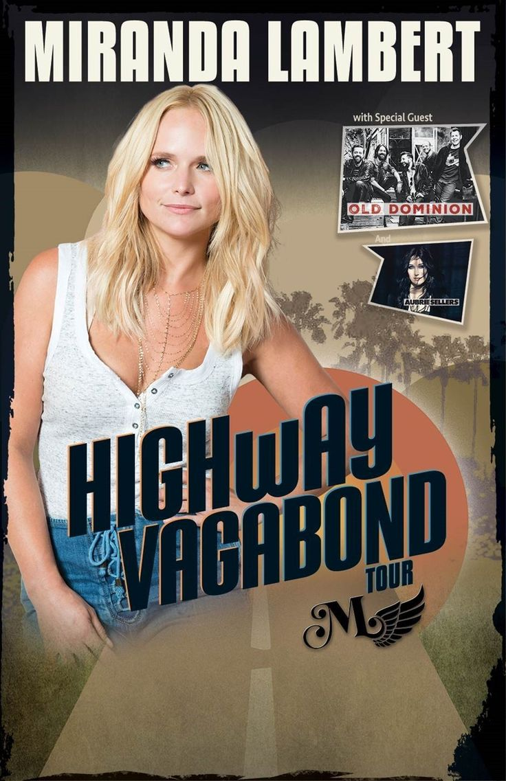miranda lambert highway vagabond tour dates - dying to go to reading tour date!