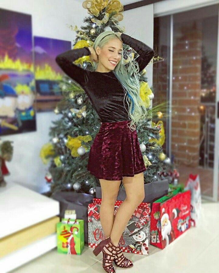 Ya llegó diciembre y estoy como toda una Barbie - Luisa Fernanda W YouTuber