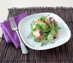 Hot Buttered Rum Apple Salad