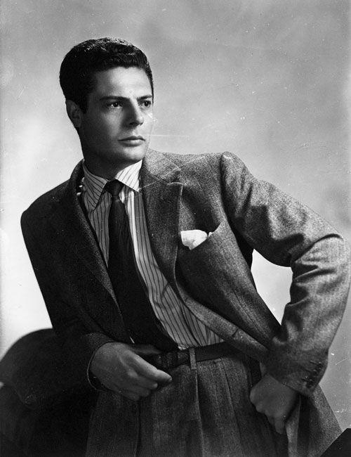 Marcello Mastroianni (1950)