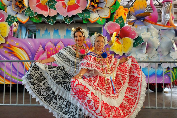 Celebrate Hispanic heritage at Carnaval Latino, October 15, 2016, just blocks from our hotel in the French Quarter.