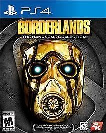 Borderlands: The Handsome Collection - Playstation 4 PS4 NEW Sealed